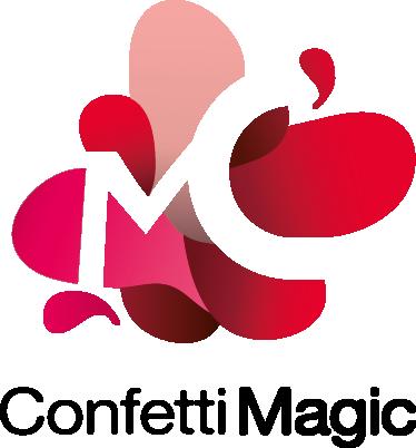 logo confetti CMYK